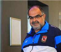 طبيب الأهلي يكشف موقف صلاح محسن من مباراة وفاق سطيف