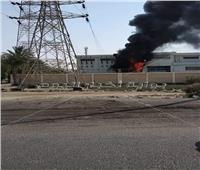 الأدلة الجنائية تكشف سبب حريق محول «أبو عارف» بالسويس