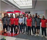 بعثة «سلة الأهلي» تصل لبنان للمشاركة في «بطولة الحريري»