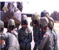 القوات المسلحة تنشر فيديو «درع السماء» احتفالا بعيد القوات الجوية
