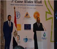 ننشر نص كلمة رئيس الوزراء بمؤتمر أسبوع القاهرة الأول للمياه