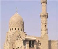 العناني يتفقد أعمال ترميم مسجد الظاهر بيبرس غدا