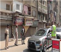 حملات أمنية مكبرة بشبرا الخيمة لضبط الخارجين على القانون