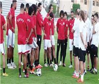 المنتخب يختتم تدريباته استعدادًا لسوازيلاند.. غدًا