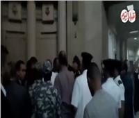 فيديو| كواليس جلسة تأييد الحكم على المتهمين في «إهانة القضاء»