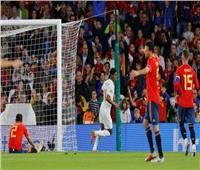 شاهد| إنجلترا تفوز بثلاثية على أسبانيا في دوري الأمم الأوروبية
