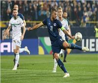 دجيكو يقود البوسنة للفوز على إيرلندا الشمالية
