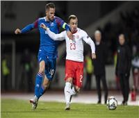 سويسرا تفوز بثنائية على أيسلندا في دوري الأمم الأوروبية