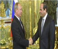 الأوضاع في سوريا ومحطة الضبعة.. قضايا على أجندة قمة السيسي وبوتين