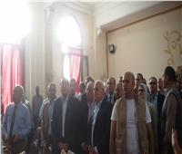 رئيس الوزراء يزور مدرسة آشتوم الإبتدائية ببورسعيد