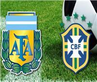 اليوم..البرازيل تواجه الأرجنتين في سوبر كلاسيكو