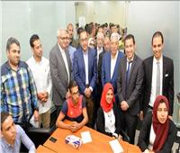 مدبولي يتفقد مشروع جهاز تعمير سيناء لإنشاء «محور 30 يونيو»