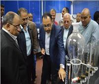 رئيس الوزراء يتفقد مجمع المعامل والورش بكلية الهندسة جامعة بورسعيد