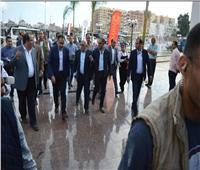 مدبولي يتفقد موقف تنفيذ مستشفى أطفال النصر لعلاج الأورام ببورسعيد