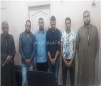 القبض على 6 أشخاص بتهمة بيع «زئبق أحمر» بـ25 مليون جنيه