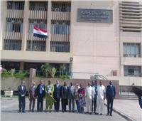 وزراء منظمة المؤتمر الإسلامي في زيارة ميدانية للمنشآت المائية