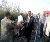 «رسلان»: تشكيل لجنة لبحث أسباب خروج «قطار أسوان» عن القضبان