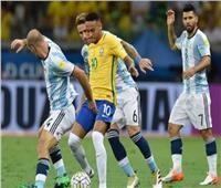 بالفيديو.. البرازيل والأرجنتين يتعادلان سلبيأ في الشوط الأول