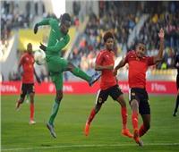 شاهد| ليبيا تخسر بثلاثية من نيجيريا وتعقد تأهلها لأمم أفريقيا