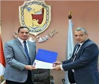 حمدي سعد مديرا للمستشفيات الجامعية بسوهاج