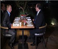 فيديو| بوتين يفاجئ الجميع بسؤاله لمواطنين روس عن مصر أمام السيسي