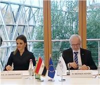 مصر وبنك الاستثمار الأوروبي يوقعان اتفاقاً لدعم البنية الاساسية