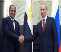 السيسي: ناقشت مع بوتين موضوعات مهمة حول أبرز الملفات الدولية والإقليمية