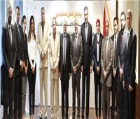 بروتوكول تعاون بين البنك الأهلى والهيئة القومية للأنفاق لإدارة وتشغيل المترو