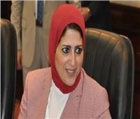 وزيرة الصحة: 3.5 مليون مواطن ترددوا على حملة الرئيس للقضاء على فيروس«سى»