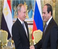 تعليق بوتين على عودة الرحلات الروسية لمصر