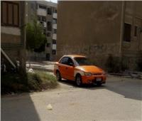 مباحث الإسماعيلية تكشف لغز ذبح سائق وسرقة سيارته بجبل مريم