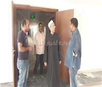 صور| أمين «البحوث الإسلامية» يتفقد المبنى الجديد للمجمع قبل استلامه