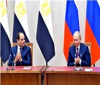 فتح الصالة الرئاسية استعدادا لوصول السيسي من روسيا
