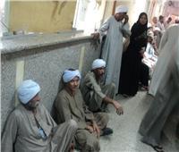 صور| مكتب الشهر العقاري بمدينة قنا «غير نموذجي»