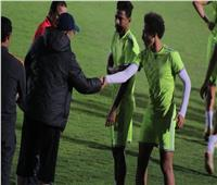 مصر المقاصة يعلن موعد عودة جون أنطوي وباولن فوافي لتدريبات الفريق