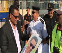 مدير أمن الإسماعيلية يقود أكبر حملة إزالة بالمدينة