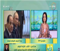 فيديو| الخولي: التعاون الاستراتيجى أهم نتائج القمة الروسية المصرية