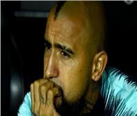 تغريم «فيدال» 800 ألف يورو بسبب مشاجرة في ناد ليلي