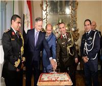 سفارة مصر في روما تحتفل بالذكرى الخامسة والأربعين لنصر أكتوبر