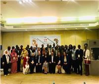 ختام البرنامج التدريبي لممثلى قطاع السياحة الرسمى في 21 دولة أفريقية