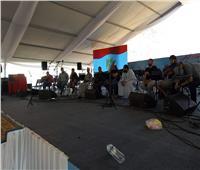 صور| بدء توافد الوزراء إلى سانت كاترين لحضور مؤتمر «ملتقى الأديان العالمي»