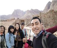 صور| ٢٧ سفيرا ووفود أجنبية بملتقى الأديان العالمي.. و«سيلفي» مع المصريين