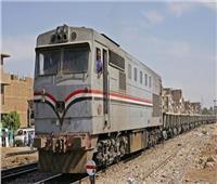 تعطل قطار بالبحيرة بسبب «عطل فني» دون التأثير على الحركة