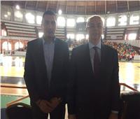 جوهر نبيل يشيد بدور سفير مصر في أبيدجان مع بعثة يد الأهلي
