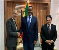 سفير مصر الجديد في إثيوبيا يقدم أوراق اعتماده