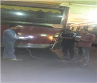 «البيئة» تشن حملات لرصد عوادم السيارات المخالفة في المحافظات
