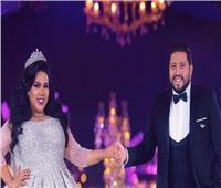 فيديو| حماقي ودنيا سمير غانم يشعلان حفل زفاف شيماء سيف ومحمد كارتر