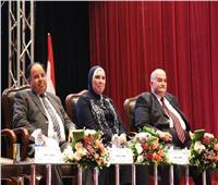 نيفين جامع: جهاز تنمية المشروعات يتعاون مع مختلف مؤسسات الدولة لتحقيق طموحات الشباب