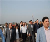 صور| وزير الزراعة يطالب أهالي البحيرة بالحفاظ علي «إدكو»