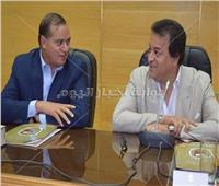 25 أكتوبر.. رئيس جامعة سوهاج ممثلا لمصر في ملتقى الجامعات بالصين